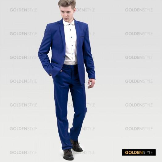 Купити чоловічий костюм оптом - фабрика GoldenStyle лідер ... 072b907b7e57e